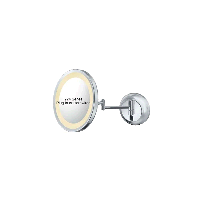 Kimball & Young Replacement Glass 924 and 904 Series Makeup Mirrors
