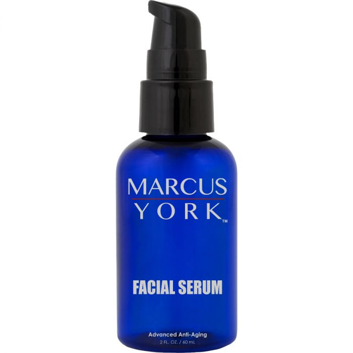 Advanced Anti-Aging Facial Serum for Men by Marcus York