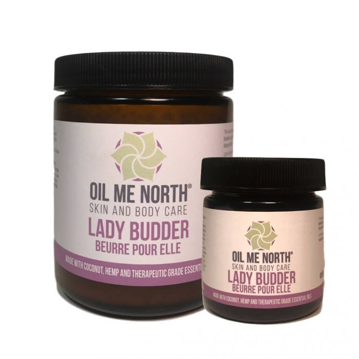 Lady Super Budder - a Female Full Body Tonic  2 oz. or 8 oz.