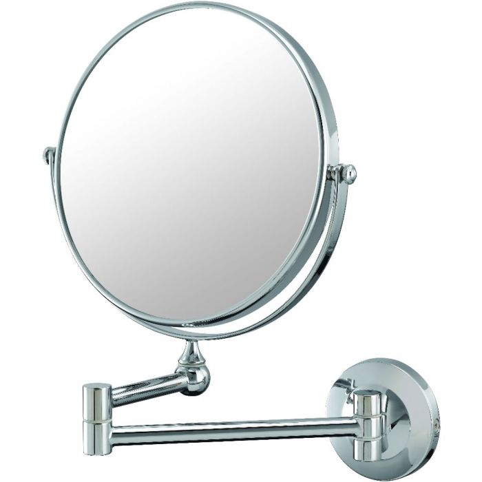 Kimball & Young Mirror Image 10x/1x Reversible Magnifying Makeup Mirror, 20740 - Polished Chrome