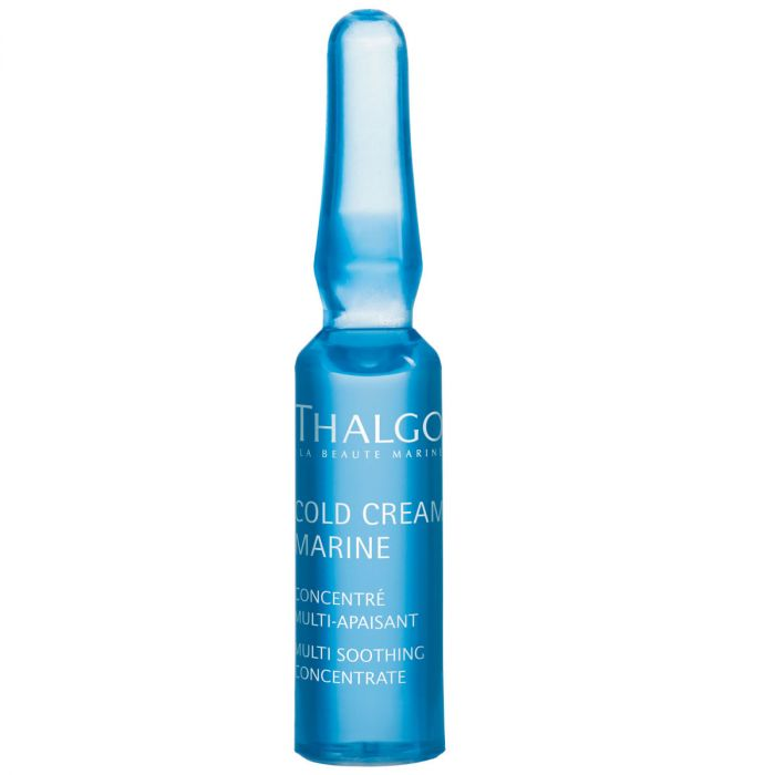 THALGO Multi-Soothing Concentrate - 7-Day Treatment for Reactive or Sensitive Skin