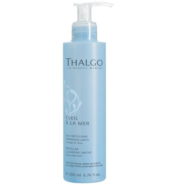 THALGO Evail a la Mer Micellar Cleansing Water, a Super-Cleanser That's Extraordinarily Safe