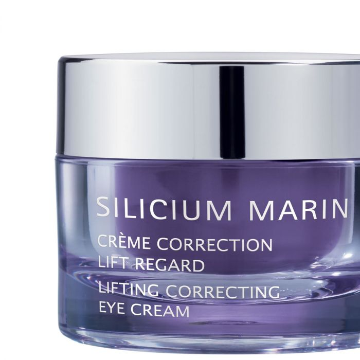 THALGO Silicium Lifting Correcting Eye Cream Refreshes the Eye Contour and Appears to Fill Wrinkles