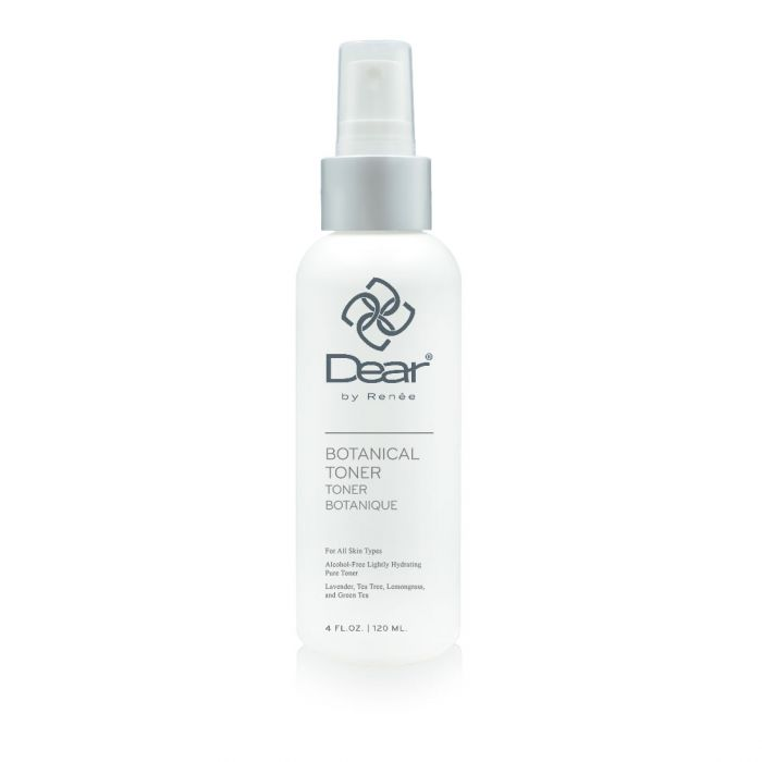 Dear by Renee Botanical Toner - Hydrates ALL Skin Types Including Sensitive and Rosacea