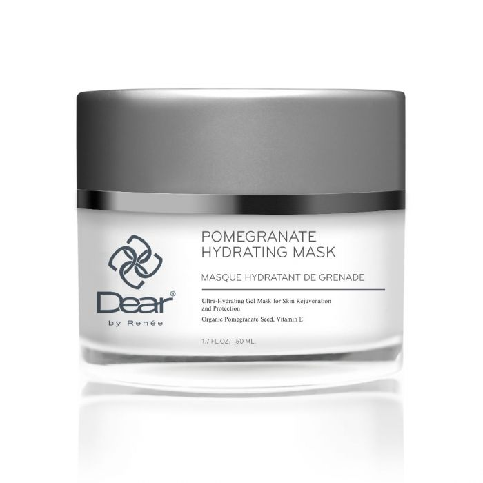 Dear by Renee Pomegranate Hydrating Mask - A Super Hydration Formulation