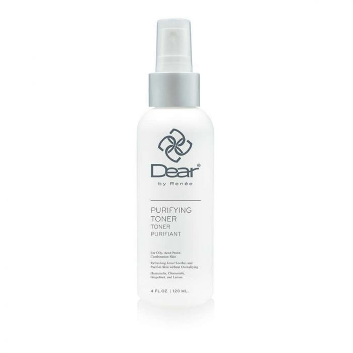 Dear by Renee Purifying Toner - Antiseptic Toner Banishes Excess Oils and Debris