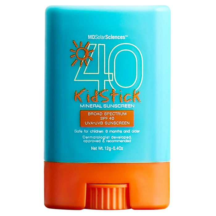 MDSolarSciences Mineral KidStick - a Broad Spectrum SPF 40 Sunscreen for Areas that Tend to Burn
