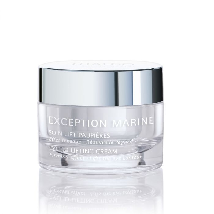 THALGO Exception Marine Eyelid Lifting Cream Gradually Opens Up the Eyes