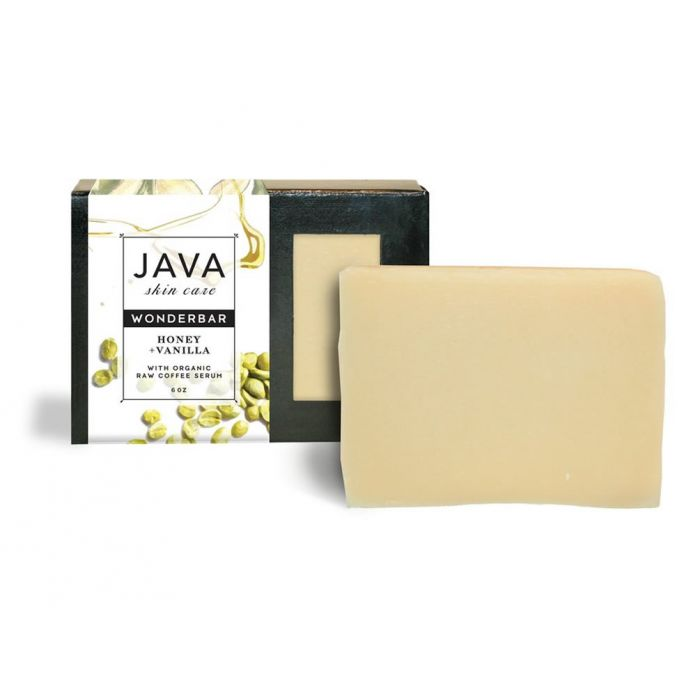 JAVA Skin Care Wonderbar Smooths, Soothes, and Moisturizes
